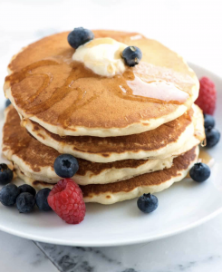 Pancake del Dott. Arena